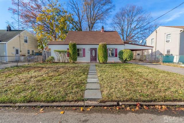 38 Hillcrest Avenue, Edison, NJ 08817 (MLS #2108938) :: Gold Standard Realty