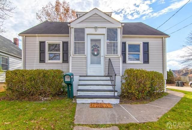 223 Clinton Street, Woodbridge Proper, NJ 07095 (MLS #2109043) :: REMAX Platinum