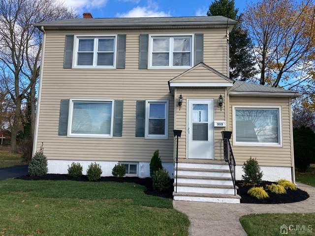 313 Plainfield Avenue, Edison, NJ 08817 (MLS #2109079) :: William Hagan Group