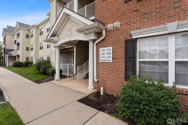 1136 Fernwood Court #1136, New Brunswick, NJ 08901 (MLS #2109094) :: RE/MAX Platinum