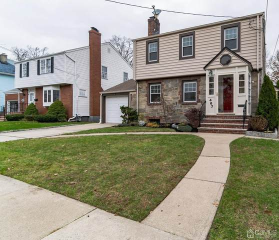467 Grove Street, Rahway, NJ 07065 (#2109102) :: Daunno Realty Services, LLC