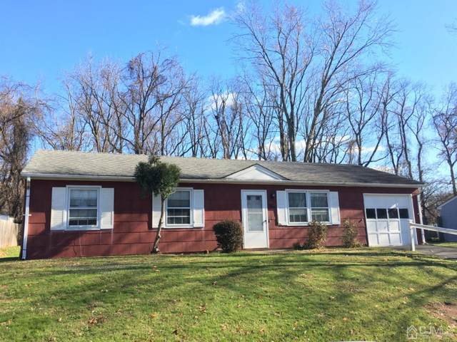 5 Brook Hollow Road, Piscataway, NJ 08854 (MLS #2109109) :: RE/MAX Platinum