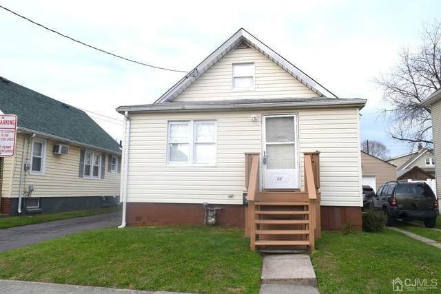 22 Lillian Terrace, Woodbridge Proper, NJ 07095 (MLS #2109128) :: REMAX Platinum