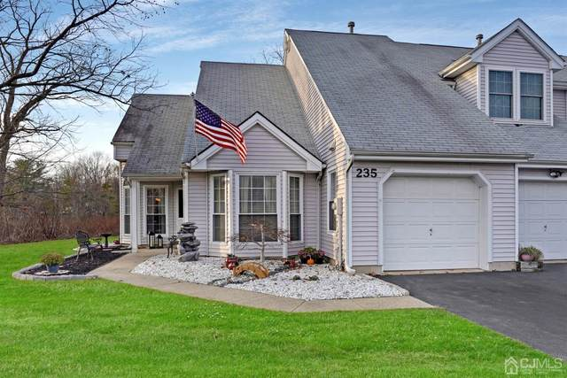 235 Daffodil Drive, Freehold Twp, NJ 07728 (#2109186) :: Nexthome Force Realty Partners