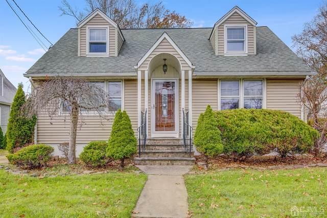 95 Demorest Avenue, Avenel, NJ 07001 (MLS #2109194) :: Gold Standard Realty
