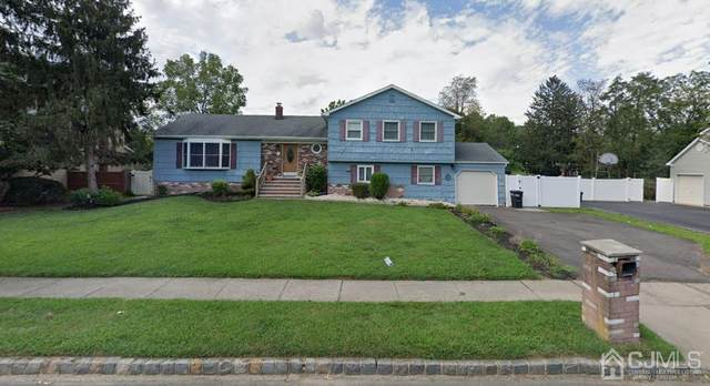 5 Hollis Road, East Brunswick, NJ 08816 (MLS #2109209) :: RE/MAX Platinum