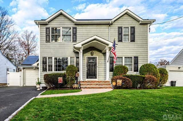 2605 Hamilton Terrace, Union Twp, NJ 07083 (MLS #2109267) :: The Sikora Group