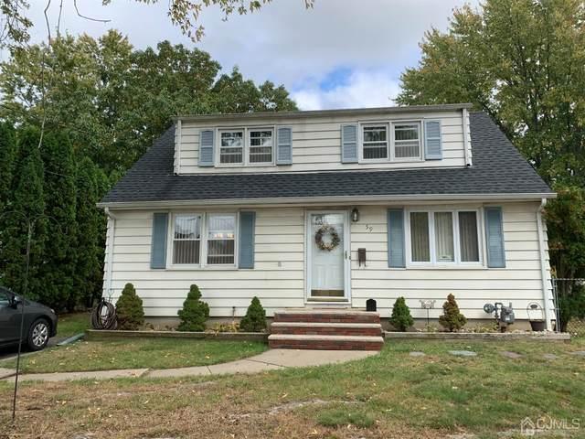 59 Merrill Avenue, East Brunswick, NJ 08816 (MLS #2109410) :: William Hagan Group