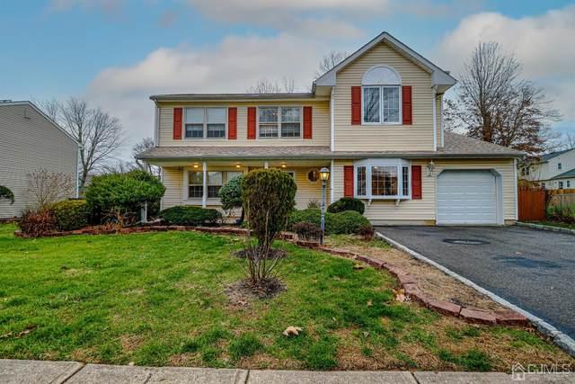 72 Netherwood Circle, Edison, NJ 08820 (MLS #2109427) :: William Hagan Group