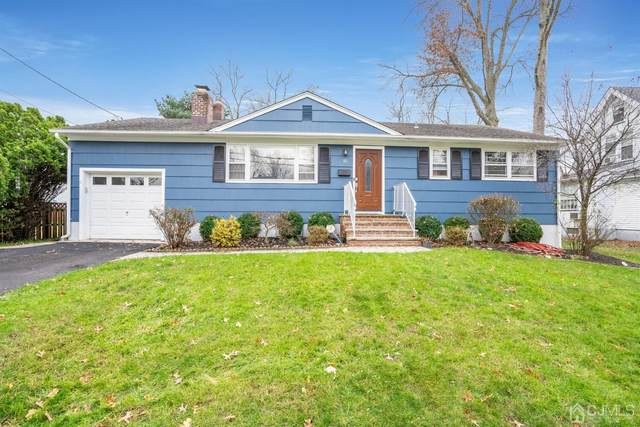 617 Center Street, Piscataway, NJ 08854 (MLS #2109511) :: Gold Standard Realty