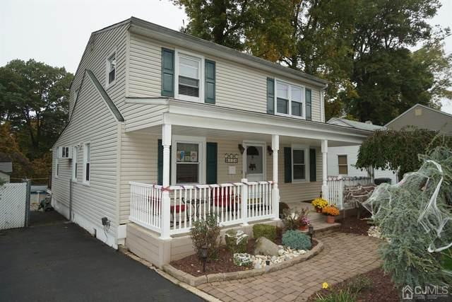 124 E Cliff Avenue, Colonia, NJ 07067 (#2109527) :: Nexthome Force Realty Partners
