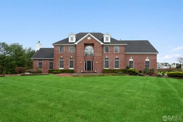 12 White House Way, Monroe, NJ 08831 (MLS #2109540) :: Team Pagano