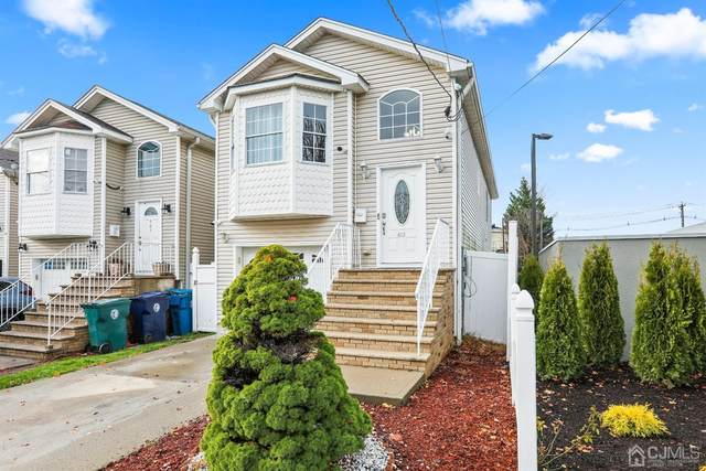 463 Mitchell Place, Perth Amboy, NJ 08861 (MLS #2109706) :: Gold Standard Realty