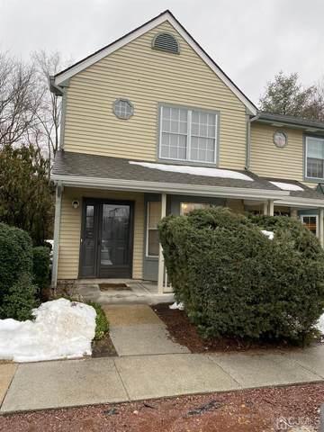 7 Adams Court #1207, East Windsor, NJ 08520 (MLS #2110121R) :: The Sikora Group