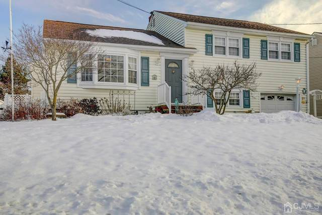 21 Garside Place, Clark, NJ 07066 (#2110243) :: Daunno Realty Services, LLC