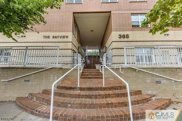 368 Rector Street #404, Perth Amboy, NJ 08861 (MLS #2110340) :: William Hagan Group