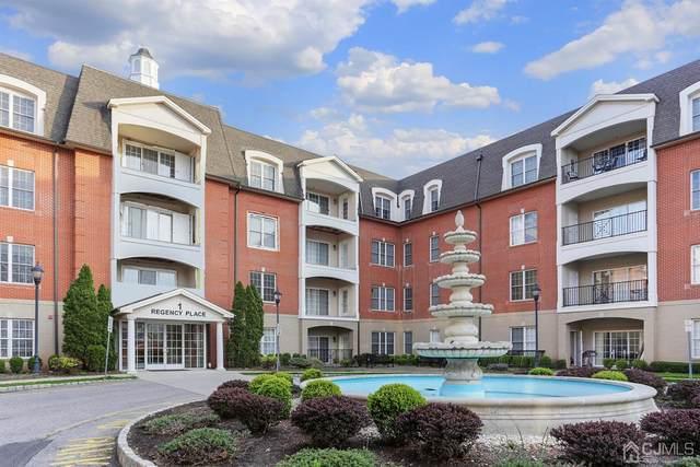402 Regency Place, Woodbridge Proper, NJ 07095 (MLS #2110400) :: Halo Realty