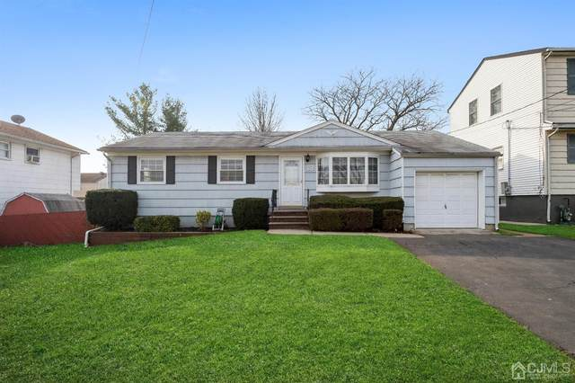19 Hastings Place, Carteret, NJ 07008 (MLS #2110401) :: Team Pagano