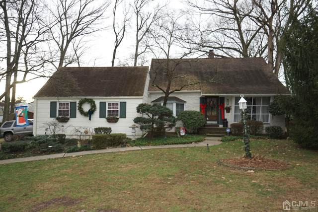 84 Heather Lane, Colonia, NJ 07067 (MLS #2110405) :: The Michele Klug Team | Keller Williams Towne Square Realty