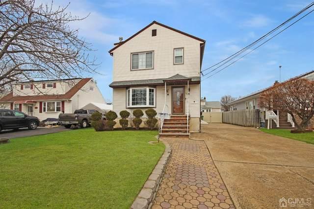 57 Pacific Street, Edison, NJ 08817 (MLS #2110436) :: Gold Standard Realty
