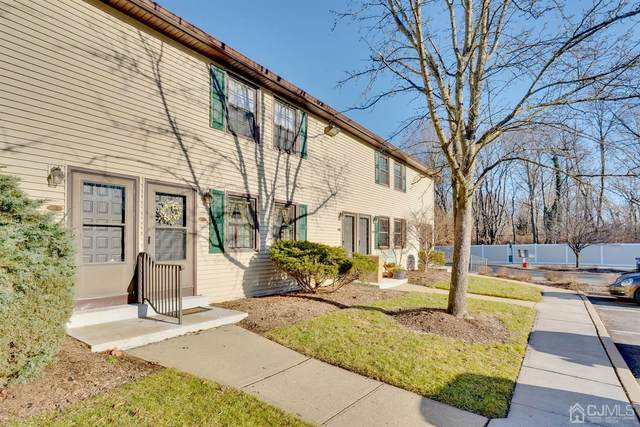5 Prospect Street 5D, Metuchen, NJ 08840 (MLS #2110469) :: Team Pagano