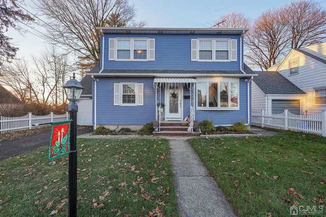 322 Hoover Avenue, Edison, NJ 08837 (MLS #2110487) :: Gold Standard Realty