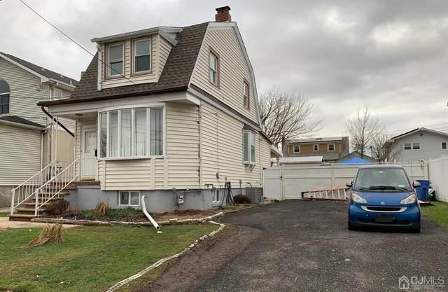 247 E Cherry Street, Carteret, NJ 07008 (MLS #2110553) :: Gold Standard Realty