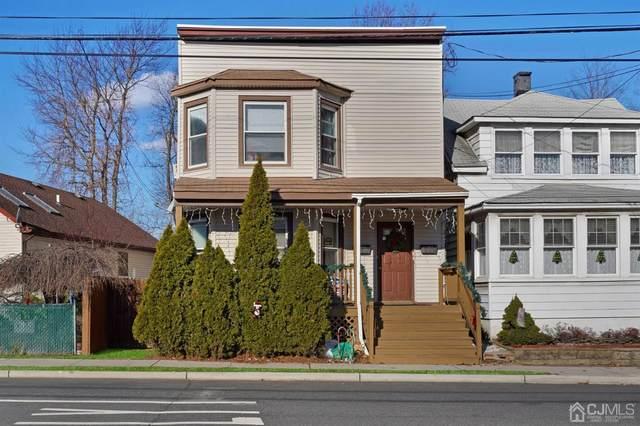 364 Bordentown Avenue, South Amboy, NJ 08879 (MLS #2110572) :: Halo Realty