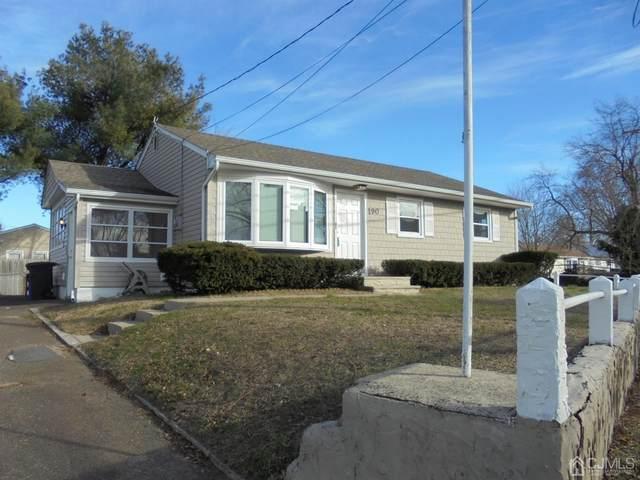 190 Creek Road, Keansburg, NJ 07734 (MLS #2110634) :: RE/MAX Platinum