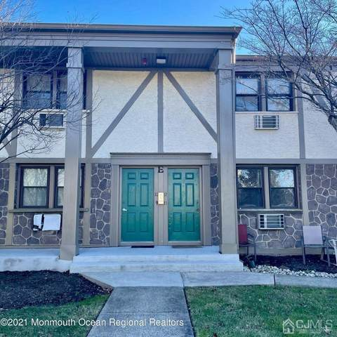 520 Cliffwood Avenue E11, Matawan, NJ 07747 (MLS #2110650) :: Halo Realty