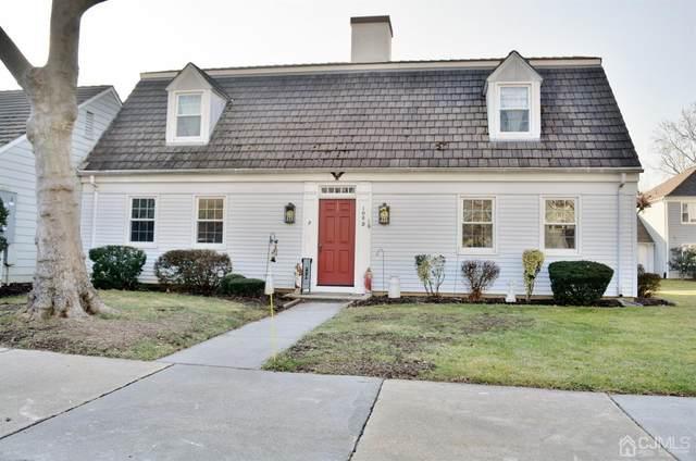 108 Hanover Lane 108P, Monroe, NJ 08831 (MLS #2110682) :: REMAX Platinum