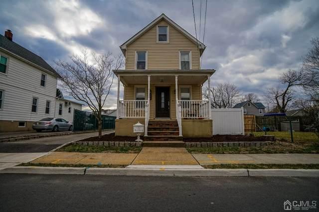 177 Pulaski Avenue, Sayreville, NJ 08872 (MLS #2110685) :: The Premier Group NJ @ Re/Max Central