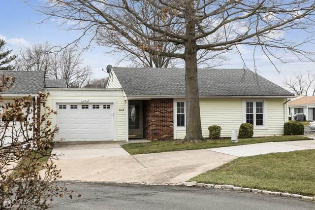 266 Crosse Drive 266B, Monroe, NJ 08831 (MLS #2110687) :: Gold Standard Realty
