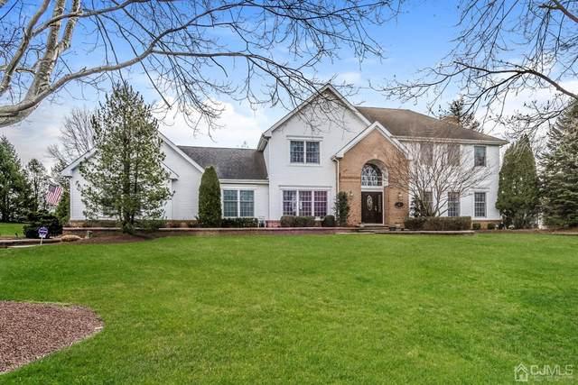 4 Mockingbird Lane, Plainsboro, NJ 08512 (MLS #2110704) :: Gold Standard Realty