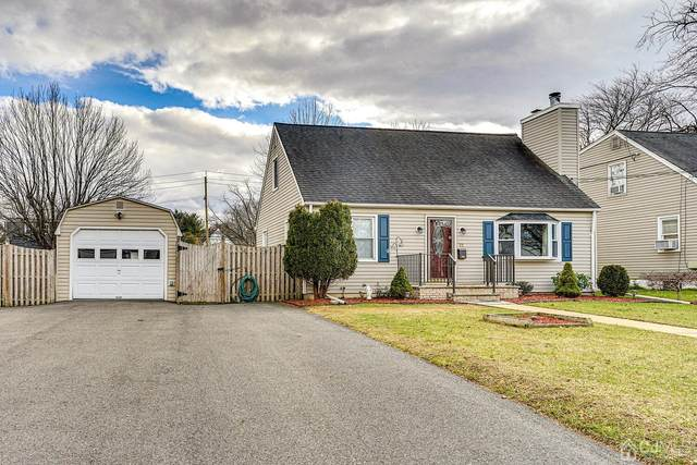 22 Howard Street, Milltown, NJ 08850 (MLS #2110709) :: RE/MAX Platinum