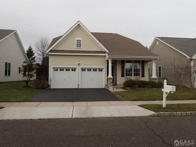 54 Labaw Drive, Cranbury, NJ 08512 (MLS #2110731) :: William Hagan Group