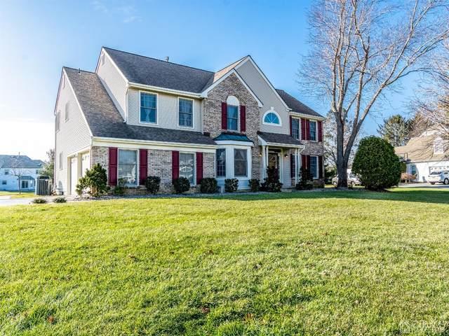 6 Kinglet Drive S, Cranbury, NJ 08512 (MLS #2110732) :: Gold Standard Realty