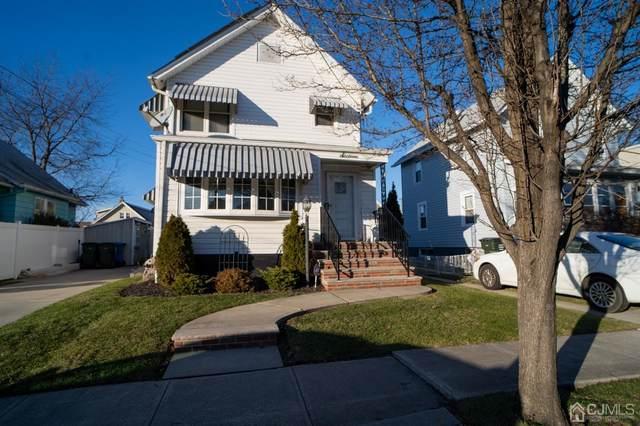 16 Lillian Terrace, Woodbridge Proper, NJ 07095 (MLS #2110813) :: Halo Realty