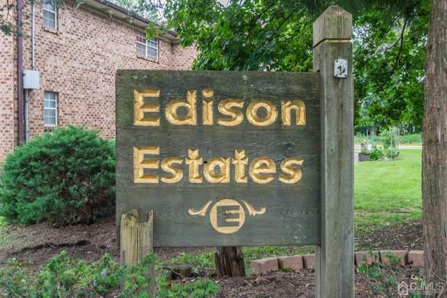 07 N Avenue C Avenue #7507, Edison, NJ 08837 (MLS #2110827) :: Halo Realty