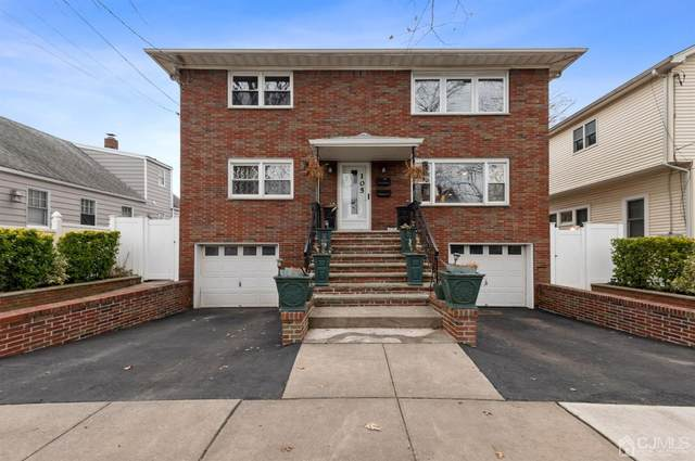 105 E Morris Avenue, Linden, NJ 07036 (MLS #2110851) :: REMAX Platinum