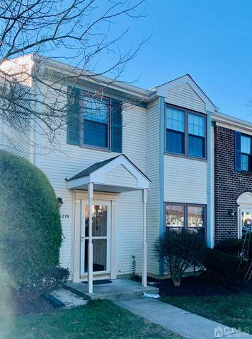 274 Bromley Place #274, East Brunswick, NJ 08816 (MLS #2110853) :: Halo Realty