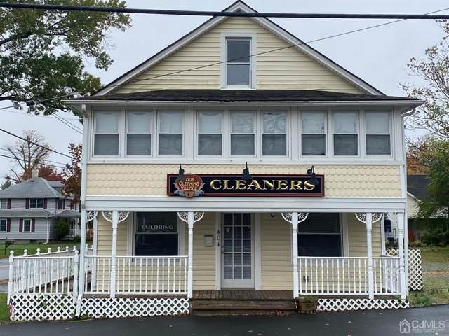 404 Plainsboro Road, Plainsboro, NJ 08536 (MLS #2110902) :: RE/MAX Platinum