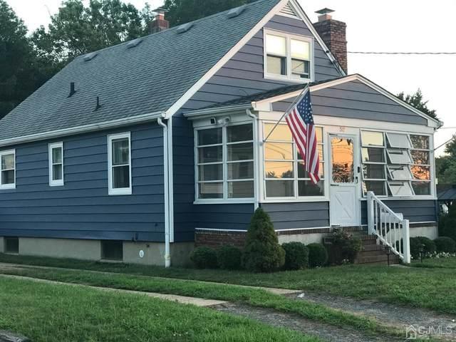 58 Forrest Avenue, Sayreville, NJ 08872 (MLS #2110927) :: Halo Realty