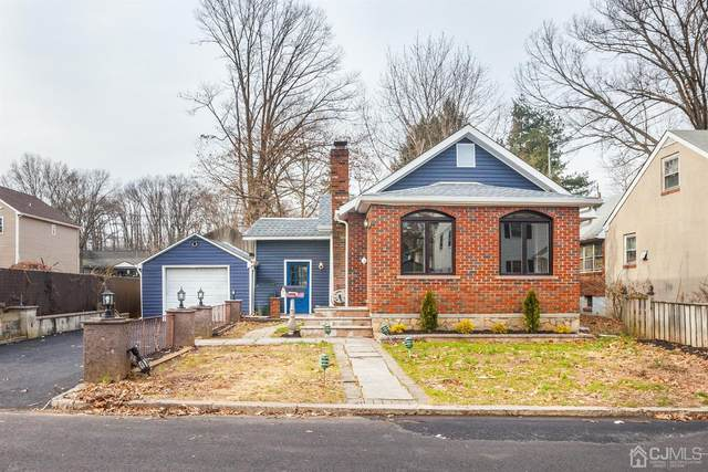 25 Drummond Avenue, Fords, NJ 08863 (#2110928) :: Daunno Realty Services, LLC