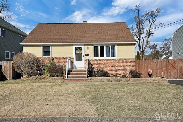 625 Voorhees Avenue, Middlesex Boro, NJ 08846 (MLS #2110947) :: Gold Standard Realty