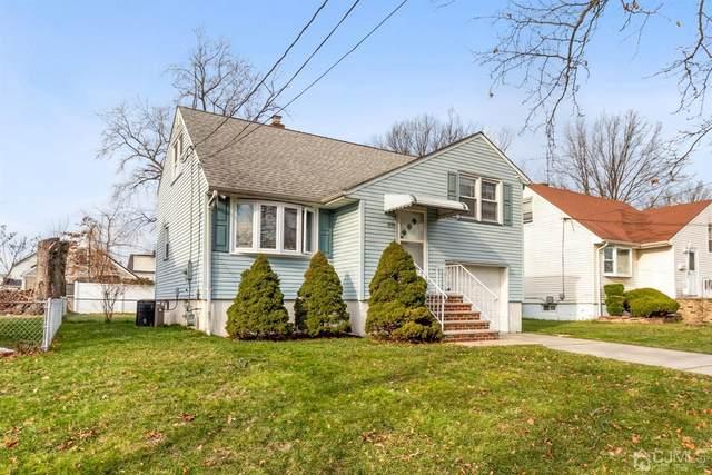 1896 Beacon Street, Rahway, NJ 07065 (MLS #2111088) :: Gold Standard Realty