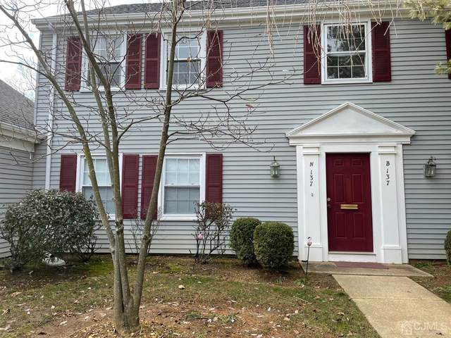 137 N North Plymouth Ln Lane, Monroe, NJ 08831 (MLS #2111099) :: RE/MAX Platinum