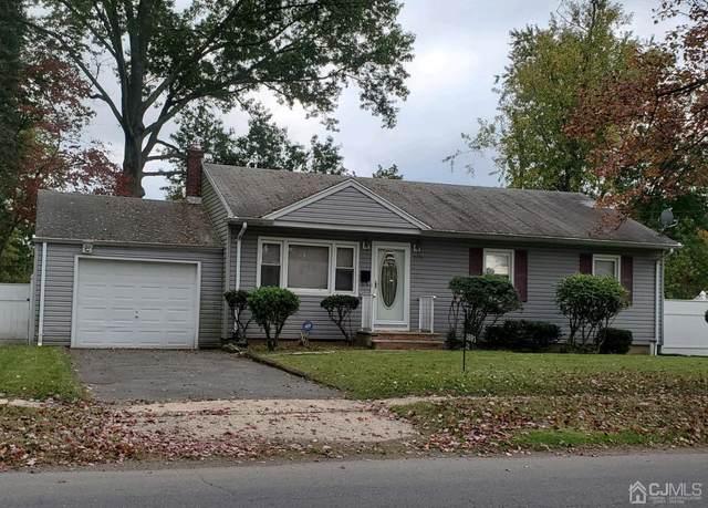 1691 W 7th Street, Piscataway, NJ 08854 (MLS #2111219) :: Gold Standard Realty