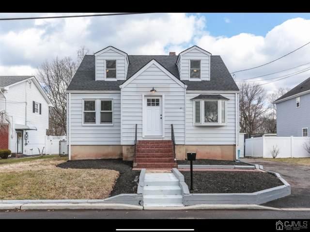 2605 Spencer Street, Piscataway, NJ 08854 (MLS #2111249) :: William Hagan Group