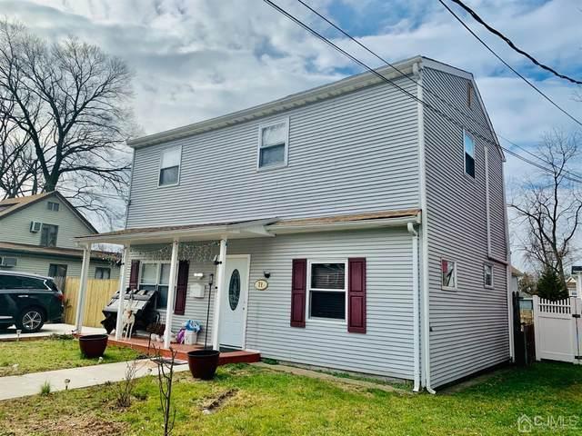 71 Orchard Street, Keansburg, NJ 07734 (MLS #2111252) :: Provident Legacy Real Estate Services, LLC